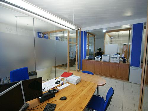 Büromöbel - Schreinerei Thaler & Staudinger