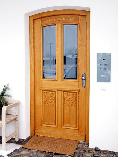 Individuelle Haustüren Oder Zimmertüren Aus Echtholz Schreinerei