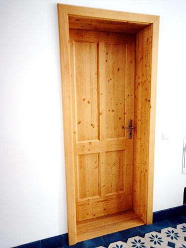 Individuelle Haustren Oder Zimmertren Aus Echtholz